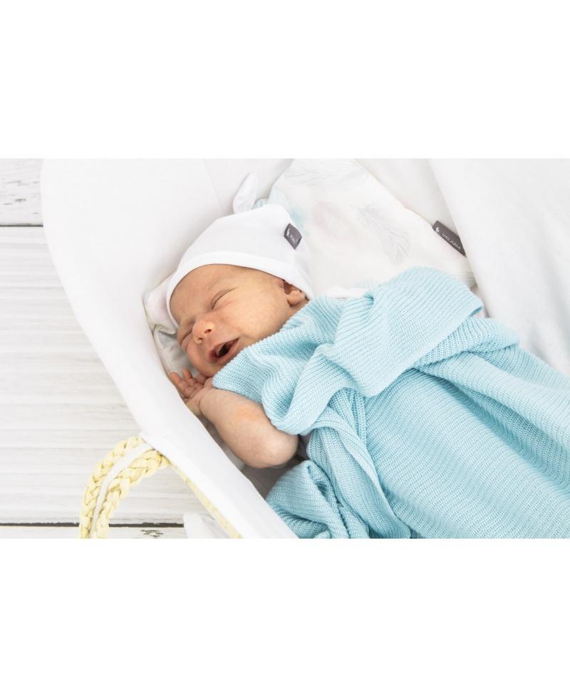 Bawełniana poduszeczka noworodka PRINCESS