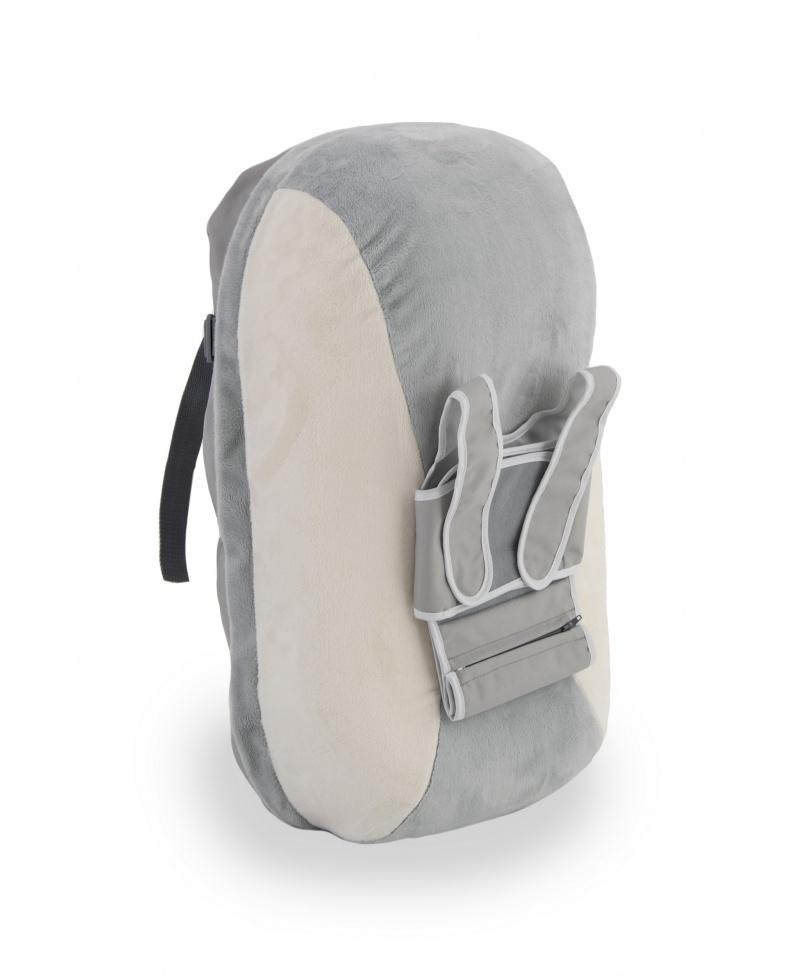 Antykolkowa poduszka uspokajająca BabyTum Beżowa