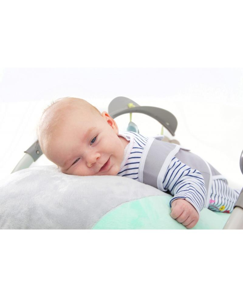 Antykolkowa poduszka uspokajająca BabyTum Miętowa