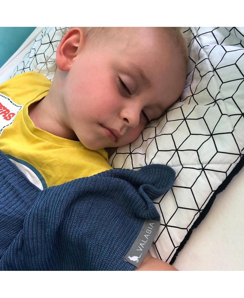 Płaska poduszka niemowlaka i starszaka SHAPE