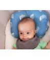 Specjalistyczna poduszka antywstrząsowa i modelująca główkę HEDDI BLUE