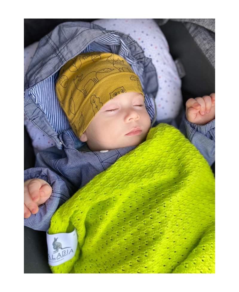 Specjalistyczna poduszka antywstrząsowa i modelująca główkę HEDDI NIGHT