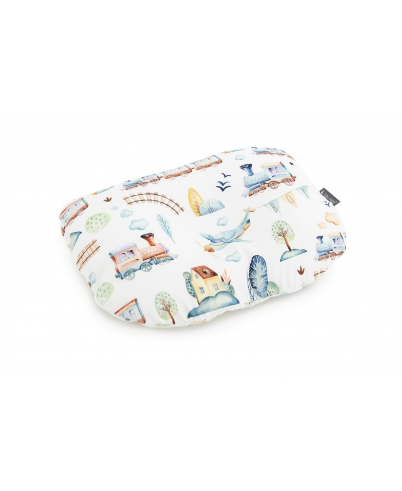 Specjalistyczna poduszka antywstrząsowa i modelująca główkę HEDDI GREY