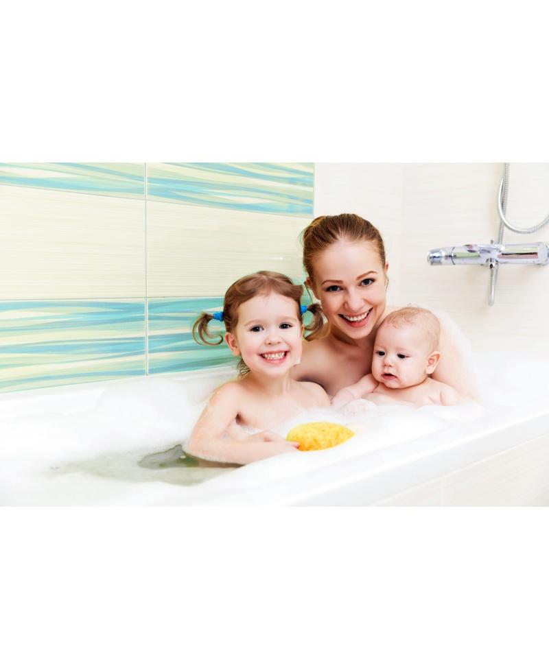 Morska gąbka organiczna, naturalna dla Dzieci i Dorosłych HONEYCOMB