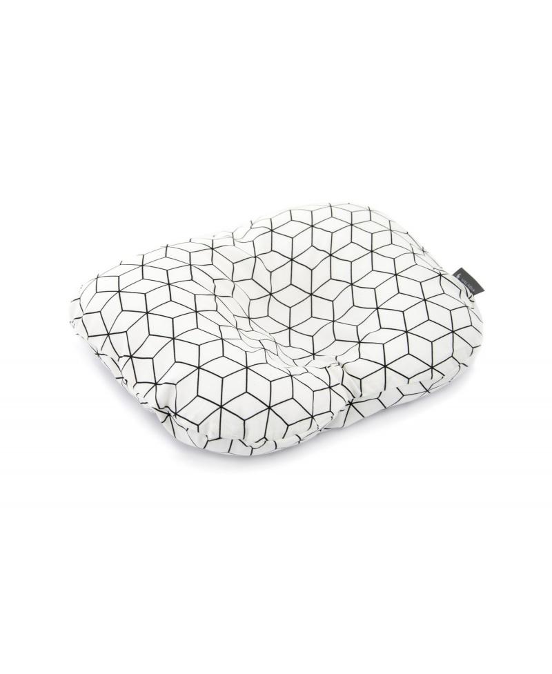 Specjalistyczna poduszka antywstrząsowa i modelująca główkę HEDDI SHAPE