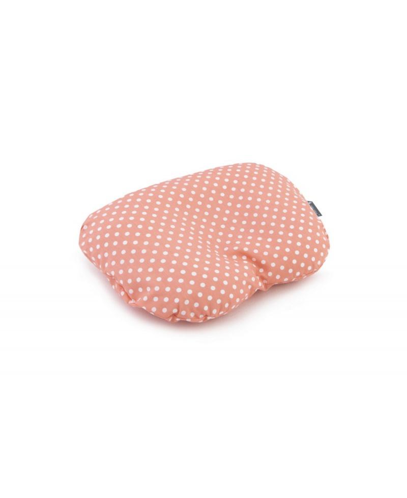 Specjalistyczna poduszka antywstrząsowa i modelująca główkę HEDDI RETRO Koral