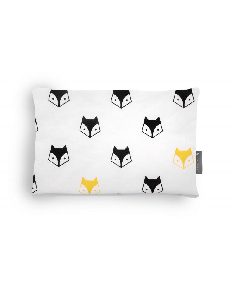 Bawełniana poduszeczka noworodka FOX